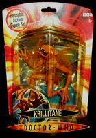 Doctor Who: Krilitane (Brown version) - Action Figure Set